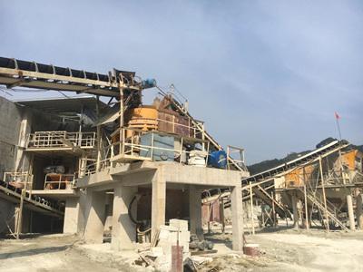 石灰石生产线案例