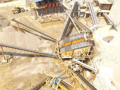 湿法制砂生产线案例