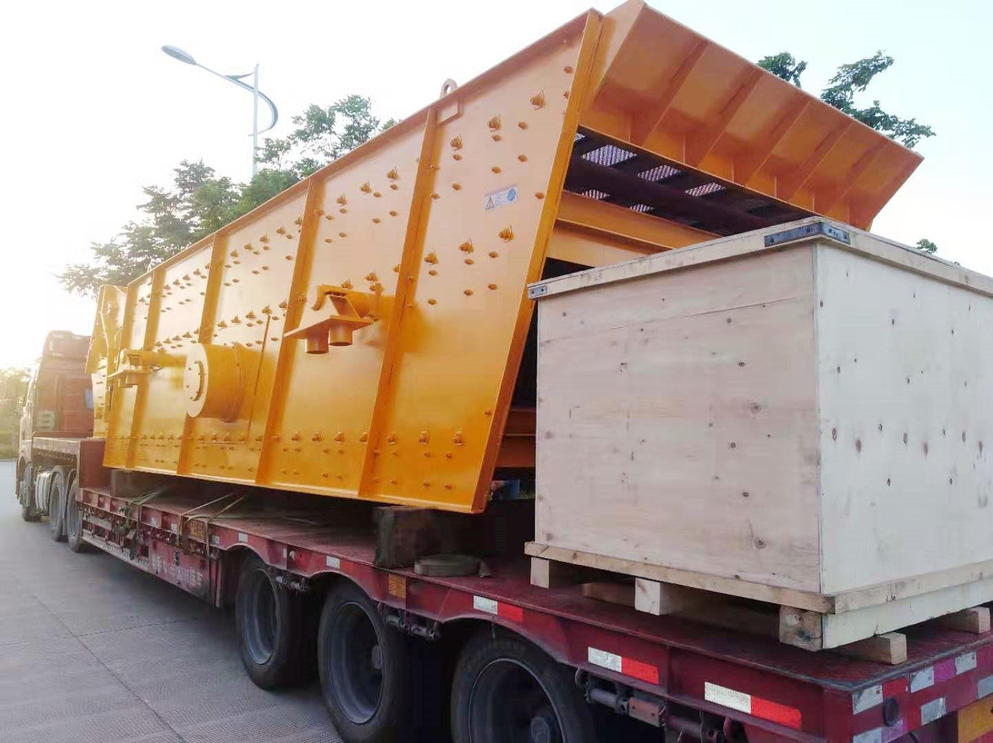 江苏破碎机厂家-菲尼克斯发湖南郴州设备回顾