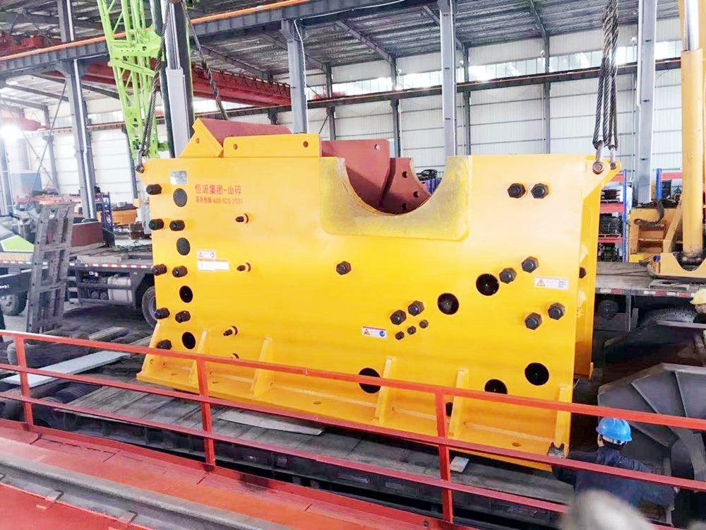 时产600吨铁矿石生产线设备再次发货照片和视频回顾