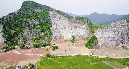 <b>砂石矿山、采石场边坡稳定性治理6个方法及生态修复的4个措施</b>